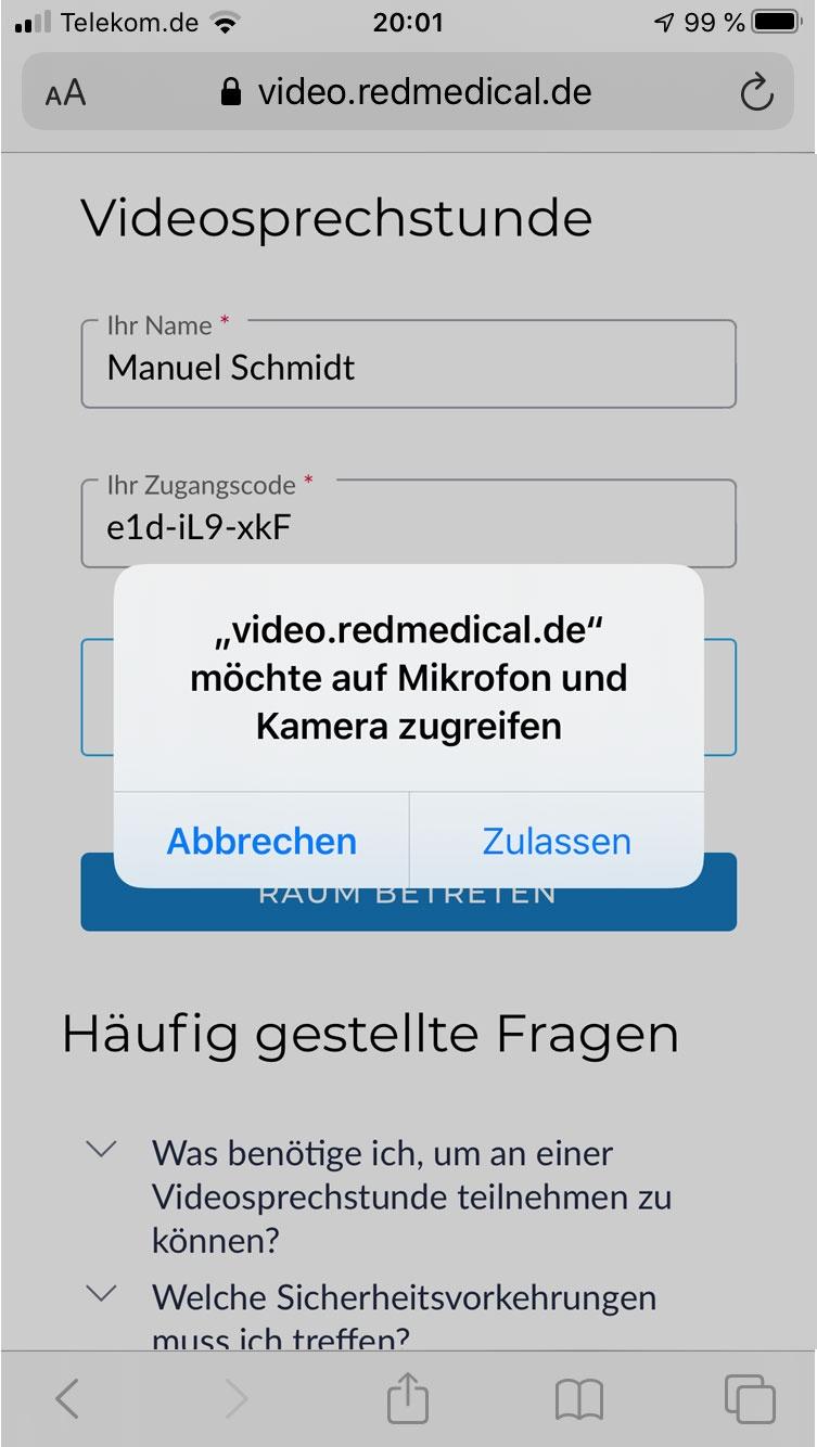 Whatsapp Zugriff Auf Kamera Und Mikrofon